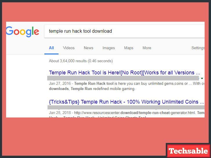 Temple run hack tool