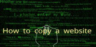 copy website online