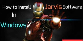 How to Install Jarvis on Windows PC