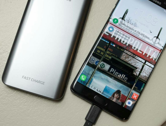 Enable fast charging on android