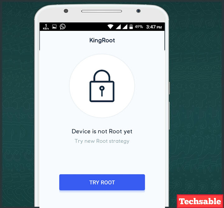 How To Root Any Android Smartphone in just 1min (Without PC)
