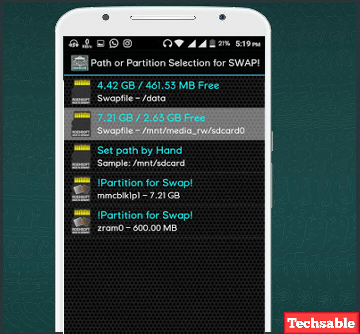 How to Increase RAM in any Android Device up to 4GB