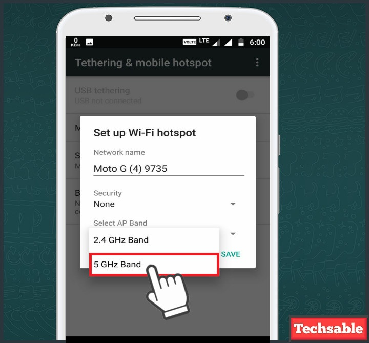 How to Avoid Wifi-Hotspot Internet Sharing on Android Without saying No to Friends