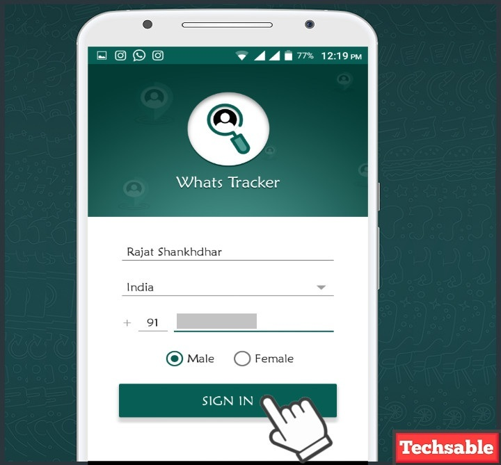 How to Know Who Viewed My WhatsApp Profile - Techsable