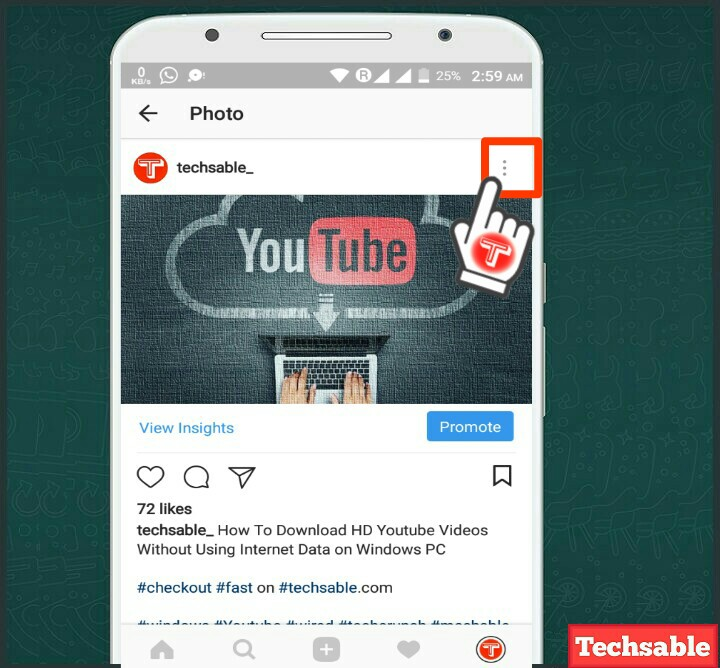 How to Download Instagram Photos and Videos using Android App