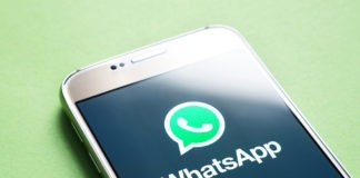 WhatsApp Broadcast list