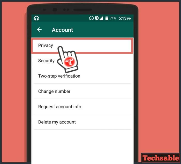 Hide Blue Ticks in WhatsApp