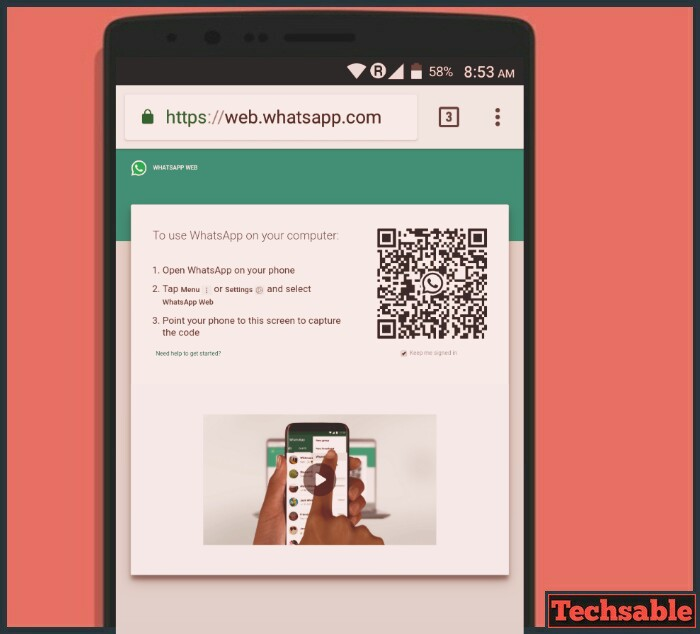 How Can I Use One WhatsApp Account on Two Devices - Techsable