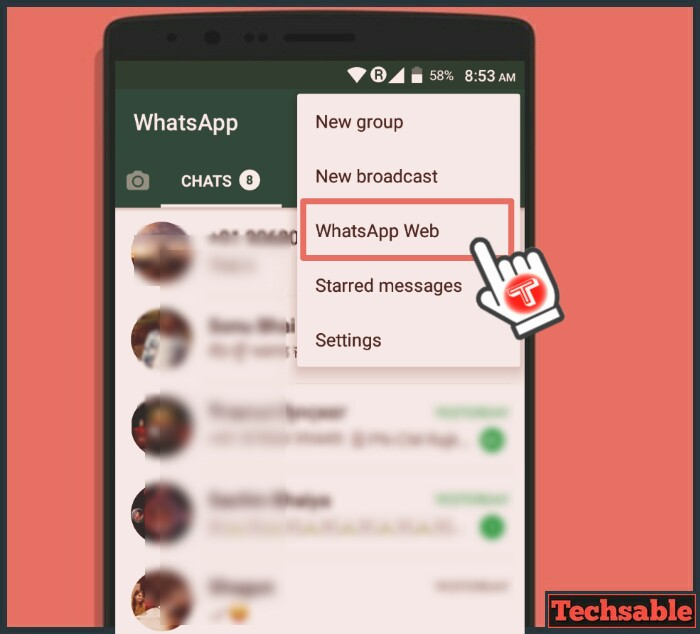 How to use WhatsApp on PC and Laptop - Techsable