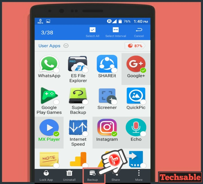 How To Create Apk From Installed App on Android