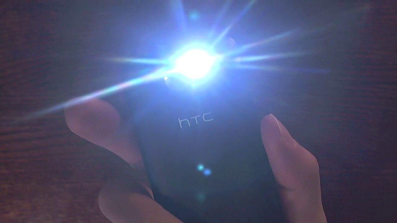 use flashlight to Detect Hidden Cameras
