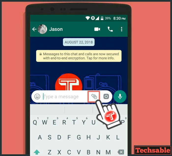 How to Convert Video into GIF on WhatsApp