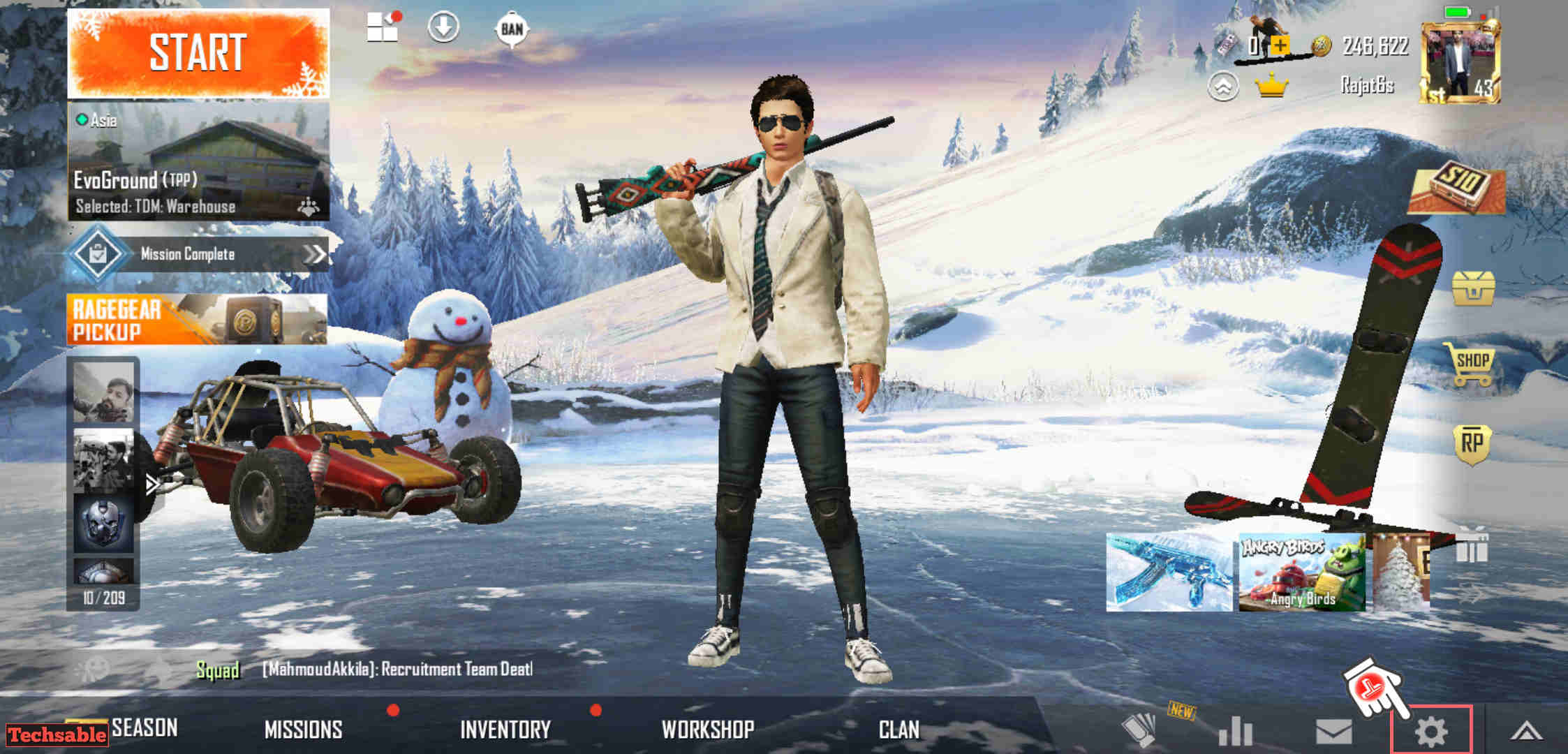 4 Finger Claw PUBG Setup: How to Shift from Thumb to 4 Finger Claw on PUBG Mobile