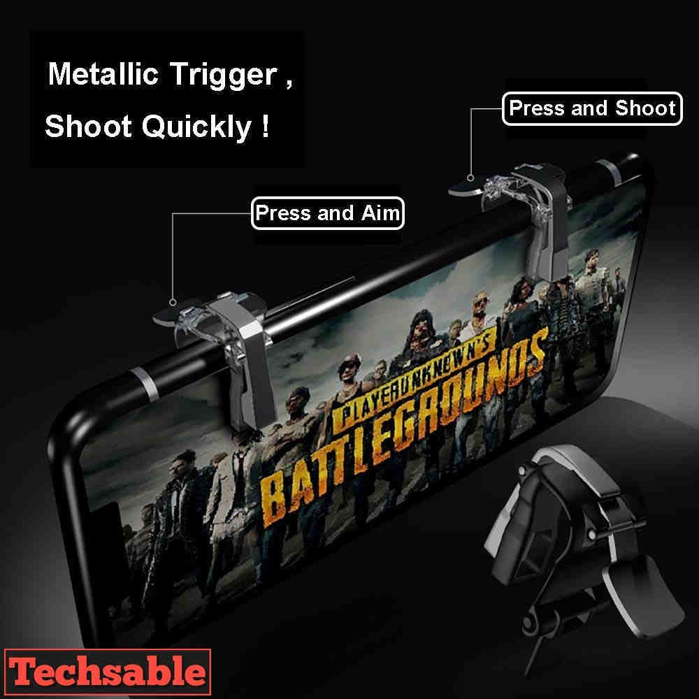 Best Triggers for PUBG Mobile