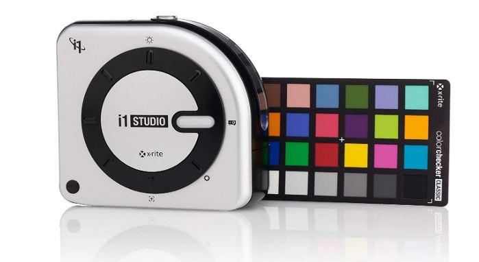 X-Rite i1Studio Monitor and Printer Calibration Hardware tool