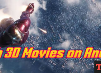 Watch 3D Movies on Android