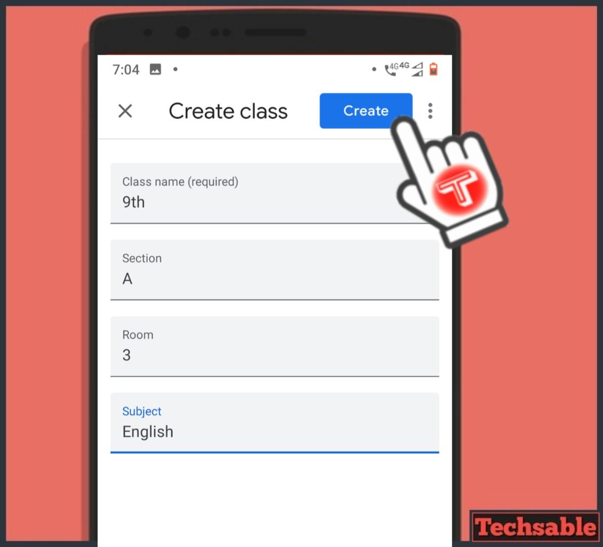 create classrooms