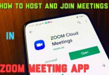meetings zoom