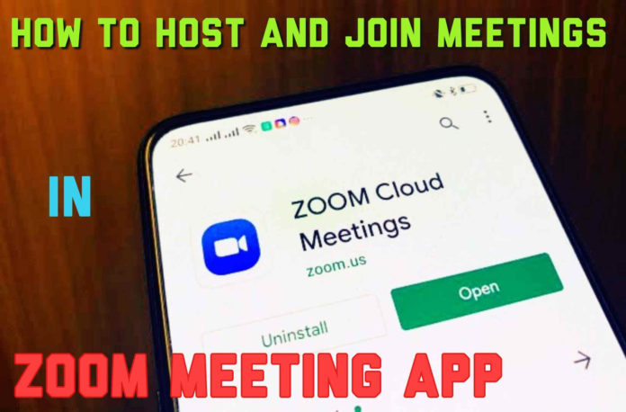 meetings zoom