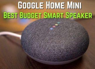 google home mini features
