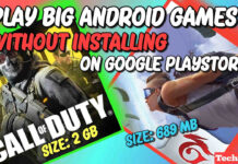 Play Store Games Without Installing