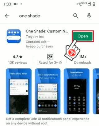 change status bar color android