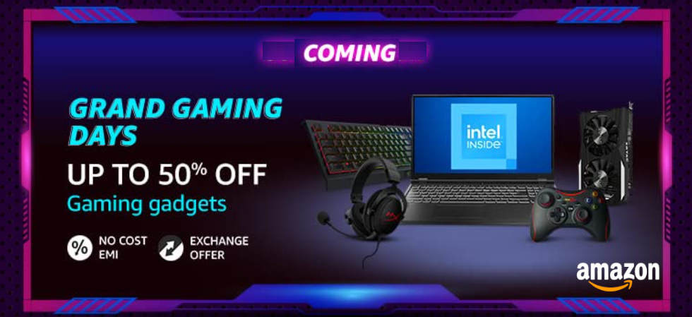 amazon gaming laptops deals and discount