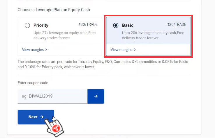 Leverage plan on equity cash