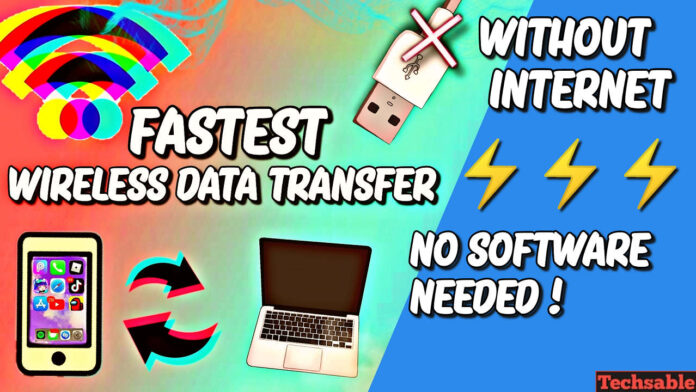 transfer files android to pc